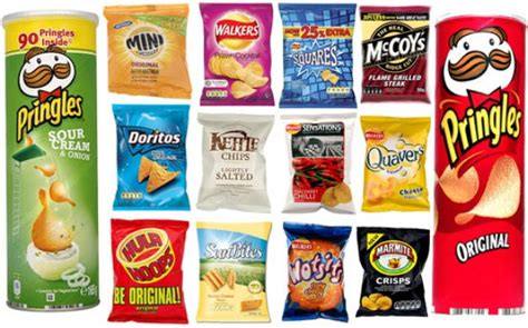 Bites 6m 50g Vegetables Flav crisps the best and worst revealed goodtoknow