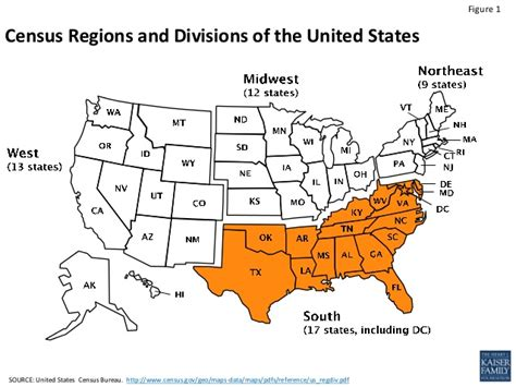 map united states southern states hiv in the southern united states regional challenges