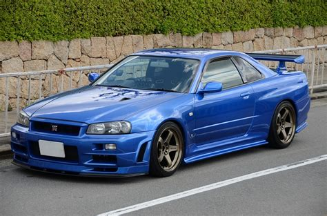 nissan skyline 2001 2001 nissan skyline r34 gtr v spec ii 6 speed manual