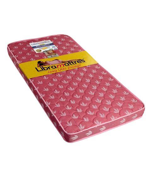 Libra Mattress Review by Libra Paedics Blue Saphire Mattress 72x66x6 Inches