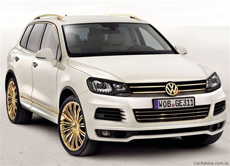 volkswagen touareg 2011 2011 volkswagen touareg gold edition photos 1 of 4