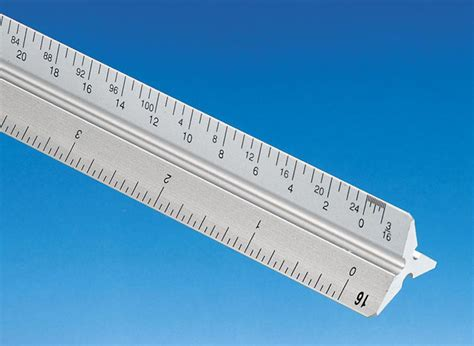 Architecture Scales alvin 2200m 1 aluminum architects scale drafting ruler