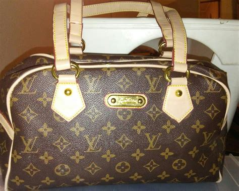 louis vuitton bag lv monogram handbag shoulder doctor bag