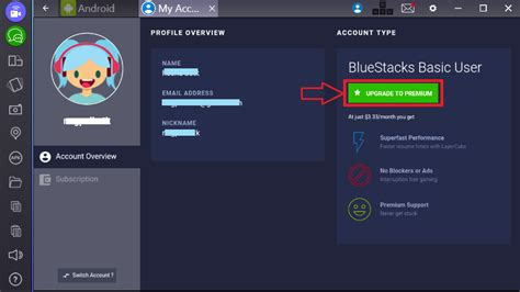 bluestacks downgrade how to purchase bluestacks subscription new ui