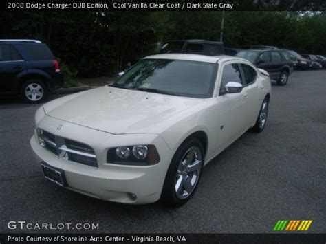 dub edition charger cool vanilla clear coat 2008 dodge charger dub edition