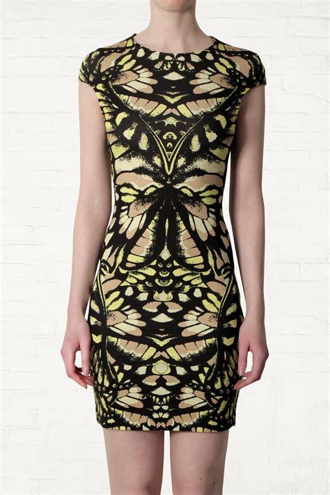 Mcqueen Butterfly Gown by Butterfly Dress Mcqueen Www Imgkid The