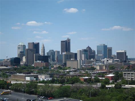 file columbus skyline as seen from children s hospital jpg