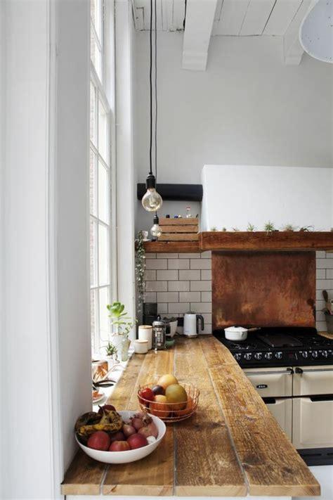 cuisine cuivre dosserets de cuisine en cuivre 233 l 233 gance et tendance