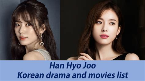 dramafire com korean drama and asian shows with english top 15 han hyo joo s best korean drama series and movies