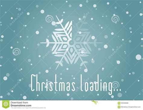 design elements for loading in vector from stock 25 eps christmas loader from snowflake stock vector image 62949968