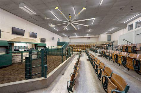 agricultural fans for barns dairy livestock big fans