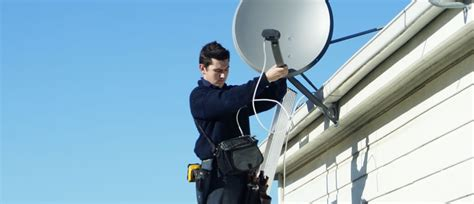 Satellite Dish Technician by Gallery Vision