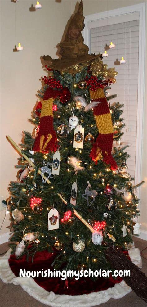 harry potter christmas tree christmas trees sons and