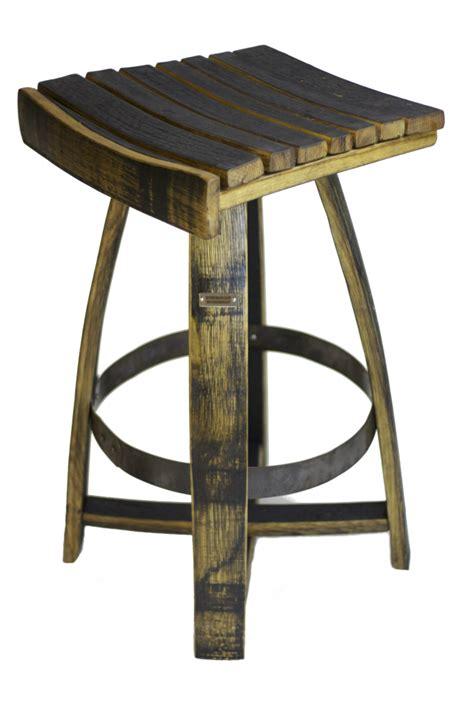 Bourbon Barrel Bar Stools by Bourbon Barrel Bar Stool With Memory Swivel Hungarian