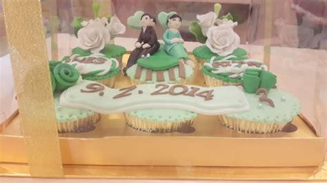 Dus Pita Box Pita Dus Cupcake Pita Hijau Termurah cupcakes hantaran seserahan atau lamaran cupcakesjakarta