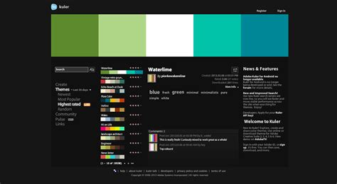 colour schemes for websites essential tools for every web designer webdesigner depot