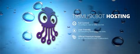 discord welcome bot musicbot4you teamspeak discord music bots