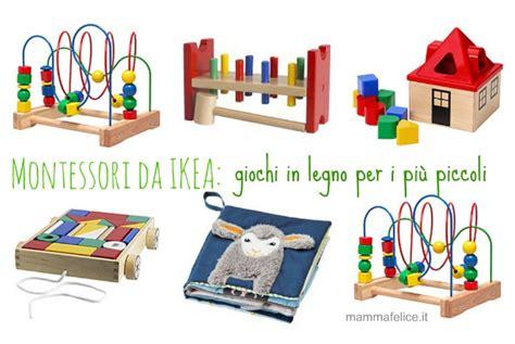 ikea per bambini giochi montessori da ikea mamma felice