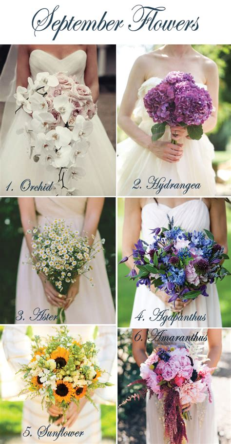 September Wedding Flowers by Lucky In Wedding Planning Seattle Weddings At