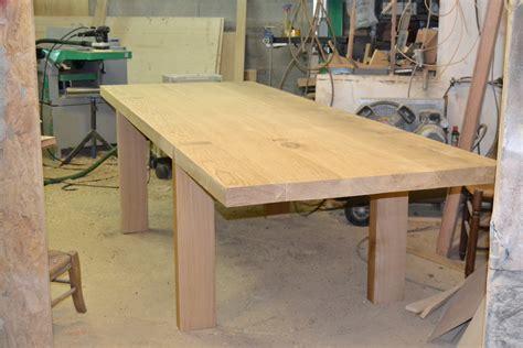 Fabriquer Un Plateau De Table by Faire Un Plateau De Table En Bois Lsmydesign