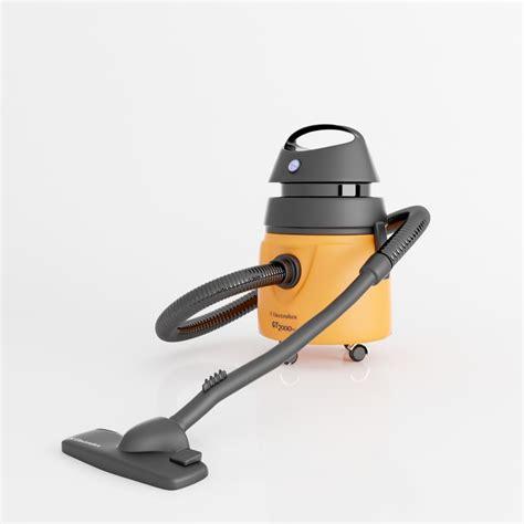 Vacuum Models 3d Vacuum Cleaner Industrial Electrolux Model