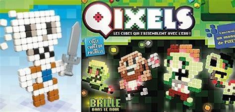 Modele Qixels A Imprimer