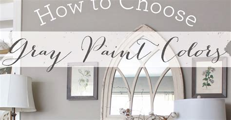 12th and white how to choose gray paint colors