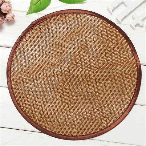 遉300mm 11 8 quot straw bamboo summer cooling sleep bed