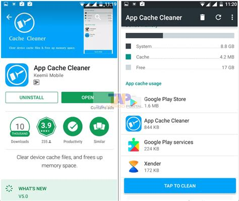 app cleaner for android how to clear cache on android phones tablets