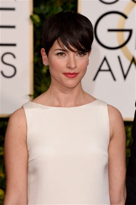 amelia warner haircut amelia warner pictures arrivals at the golden globe