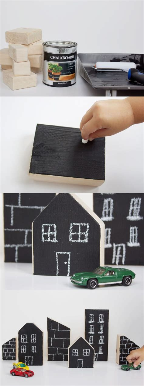 chalk paint cities diy for chalkboard paint blocks and they can design