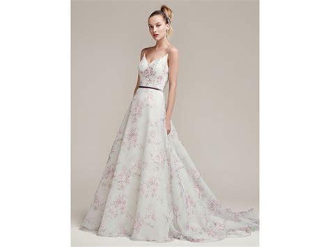 abito da sposa a fiori gli abiti da sposa a fiori grazia it