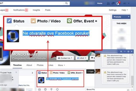 fb youtube virus novi virus zahvatio facebook glas regije