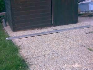plancher pour abris de jardin