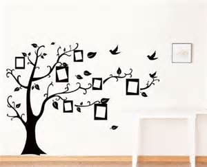 parete removibili stickers murali decorazione pinteres large family tree wall decal