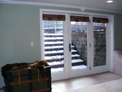 walkout basement cape house pinterest