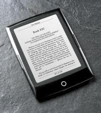 neuer e book reader cybook odyssey bookeen bei thalia teltarif de news