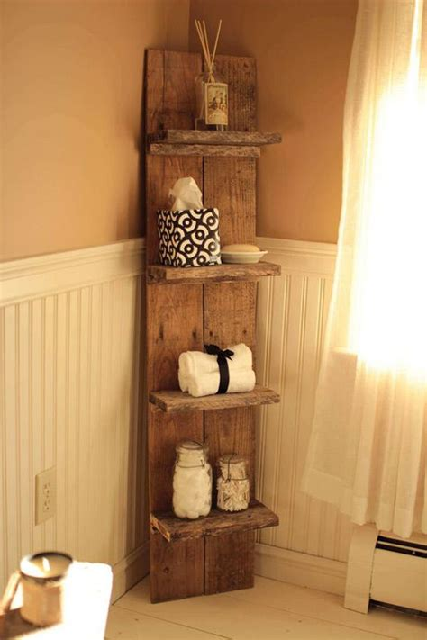 Towel Rack Ideas For Small Bathrooms muebles hechos con palets ideas y tutoriales nomadbubbles