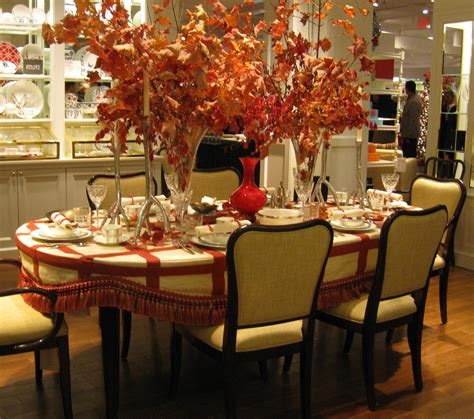 Red Apple Kitchen Decor - this just in fall trends in table decor cooking quarters
