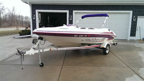 sea ray jet boat 1995 sea ray sea rayder f16 1995 for sale for 3 000 boats