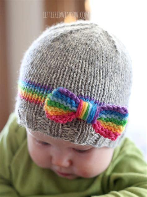 rainbow knitting patterns   loop knitting