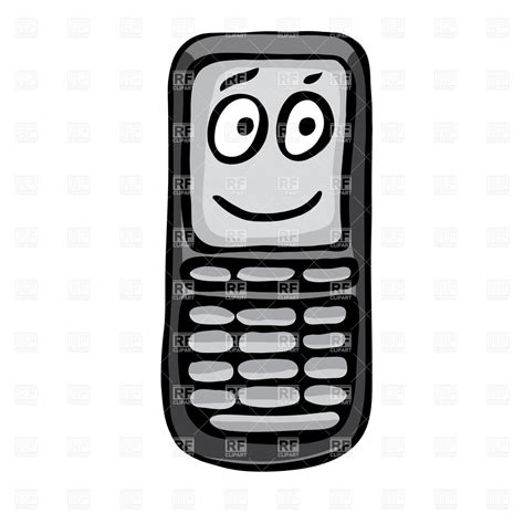 free mobile pictures mobile phone with royalty free vector clip
