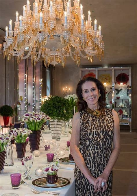 carolyne roehm 17 best images about maison baccarat on pinterest place