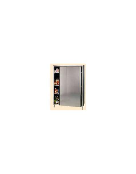 armadio inox con ante scorrevoli dimensioni cm 200x50x170h