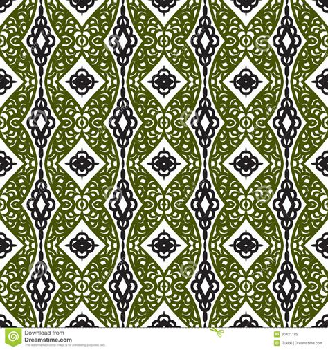vector pattern eastern vector pattern with eastern ornament royalty free stock
