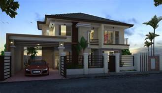 proposed two storey residential house home design residential home design arcadia home general home