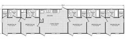 6 bedroom manufactured homes training wood project mobile home plans 4 bedrooms