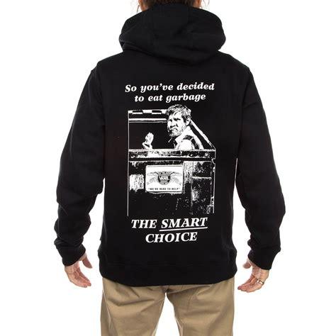 Sweater Vans The Wall 1 Station Apparel vans x anti pullover hoodie black