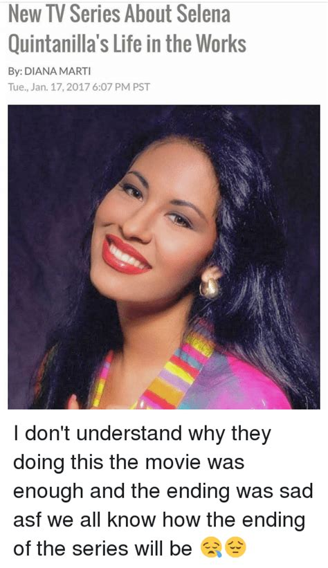 Selena Quintanilla Meme - new tv series about selena quintanilla s life in the works