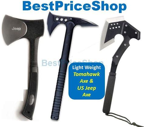 united m48 tomahawk lightweight tactical commando axe